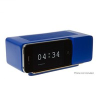 Alarm Dock for iPhone or iPod by Areaware in Blue - Pop! Gift Boutique