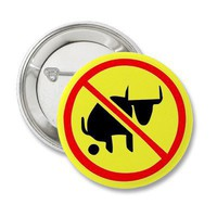No BS Pinback Buttons from Zazzle.com