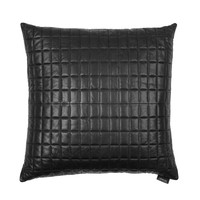 Black Lamb Skin Pillow - SALE