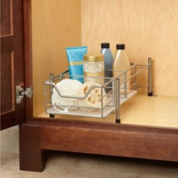 deluxe bathroom cabinet drawer from bed bath beyond