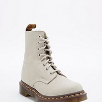 Dr. Martens Pascal 8-Eyelet Boots in White - Urban Outfitters