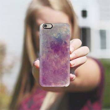 watercolor pink and gray iPhone 6 case by VanessaGF | Casetify