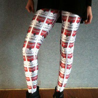 Soup Leggings - Black Milk