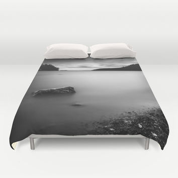 Shredder Duvet Cover by HappyMelvin