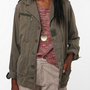 Urban Renewal Vintage French Combat Jacket