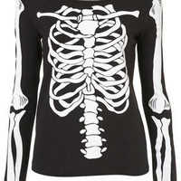 Skeleton Top By Tee And Cake - New In This Week  - New In