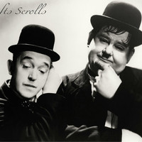 Silver Screen Photos - Funny Men -  Charlie Chaplin, Laurel and Hardy, The Marx Borthers and W.C. Fileds - Digital PDF Set