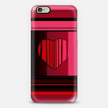 Passion Heart 2804 iPhone 6 case by Christy Leigh | Casetify