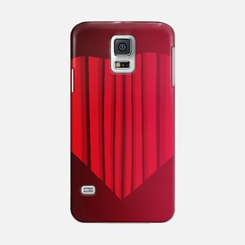 Sliced Heart 2801 Galaxy S5 case by Christy Leigh | Casetify