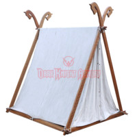 Viking Canvas Tent - AH-6413 from Dark Knight Armoury