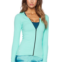 NUX Selene Jacket in Mint