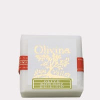 Olivina Bar Soap in Classic Olive