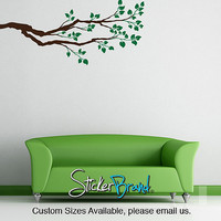 Vinyl Wall Decal Sticker Tree Branch #833