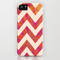 Spitfire Chevron iPhone Case by gretzky | Society6