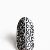 Vine Sensation Ring - &amp;#36;9.00 : ThreadSence.com, Your Spot For Indie Clothing &amp; Indie Urban Culture