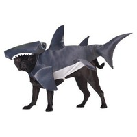 Hammerhead Shark Pet Costume