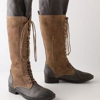 Corset-Laced Boots - Anthropologie.com