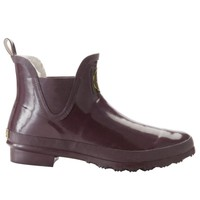 Buy Joules Wellibob Faux Fur Lined Ankle Wellington Boots, Mulled online at JohnLewis.com - John Lewis