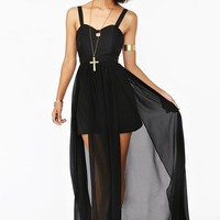 Speed Of Sound Maxi Dress