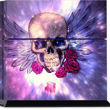 space skull PlayStation by haroulita | Nuvango
