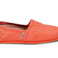 Fluorescent Orange Palmetto Women&#x27;s Classics