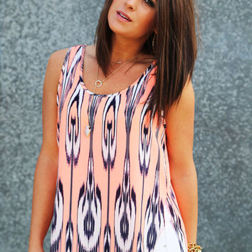 Aztec Over You Tank