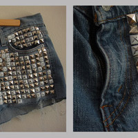 DIY: Studded Denim |