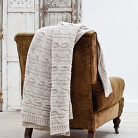 Lambswool Throw - NEW ? Cox &amp; Cox, the difference between house and home.