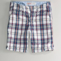 AE Classic Length Plaid Short | American Eagle Outfitters