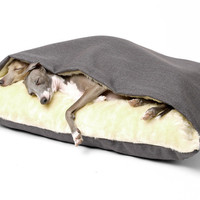 Snuggle Beds in Weave