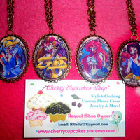 Disney Princess Zombie NECKLACE from CherryKreations21