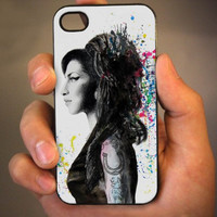 Amy Winehouse iPhone Case And Samsung Galaxy Case