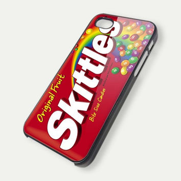 Skittles Candy Wrapperqq iPhone Case And Samsung Galaxy Case