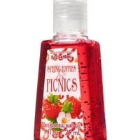 PocketBac Sanitizing Hand Gel Spring Poppies & Picnics