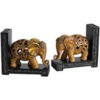 Pier 1 Imports - Product Details - Elephant Resin Bookends