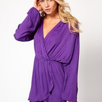 Love Wrap Dress at asos.com