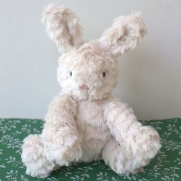 Supersoft Cream Baby Bunny