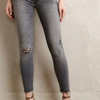 Mother Looker Ankle Fray Jeans Last Chance Saloon