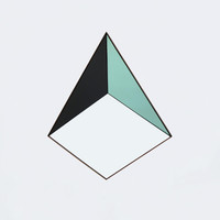 Pyramid Shape Mirror