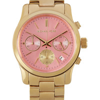 Michael Kors | Gold-tone watch | NET-A-PORTER.COM