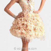 Embellished Homecoming Dresses by Jasz Couture