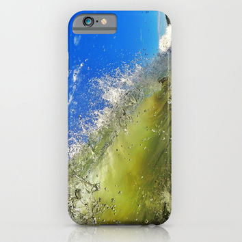 Surf iPhone & iPod Case by Nicklas Gustafsson