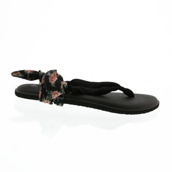 Sanuk Yoga Slinged Up Sandal at Von Maur