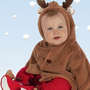 Bearington Baby Lil` Reindeer Coat (6-12 Months) $34.99