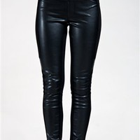 Fauxy Leather Skinnies | Shop Apparel