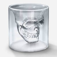 Skull Shot Glass » Funny, Bizarre, Amazing Pictures & Videos