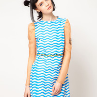 The Rodnik Band Sailor Dress at asos.com