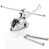 Troika Ready 4 Take Off Helicopter Desk Accessory