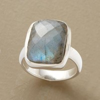 FLOATING WORLD RING - Jewelry Gifts Under &amp;#36;50 - Jewelry | Robert Redford&#x27;s Sundance Catalog