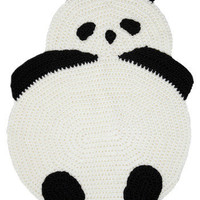 You&#x27;re an Animal Rug in Panda